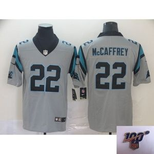 Carolina Panthers Christian McCaffrey Jersey (1)
